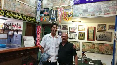 Fan del Aleti en la Habana